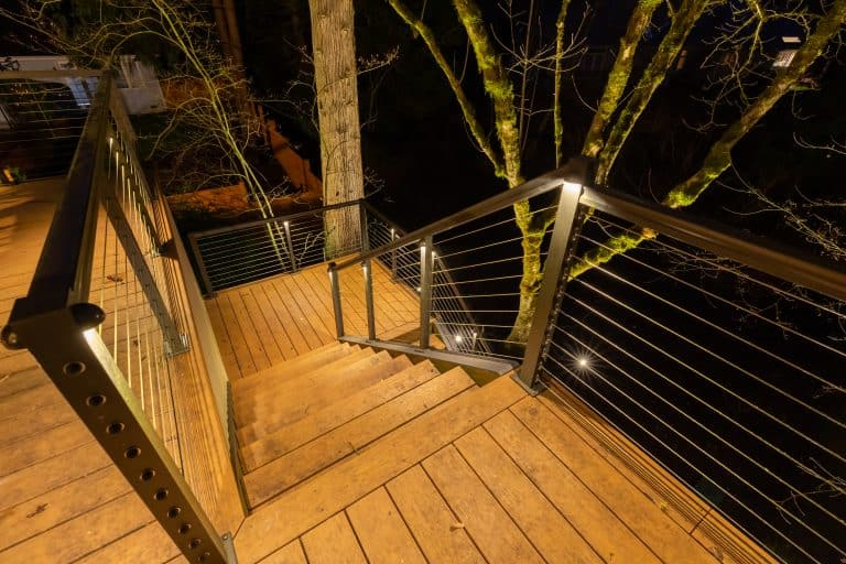 railing lighting